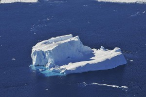 Iceberg en el Mar Amundsen